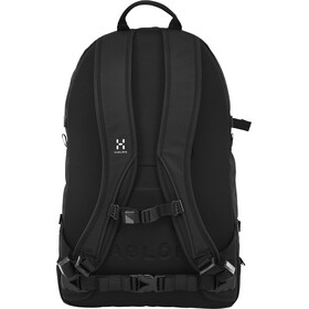 "Haglöfs Backup 17"" Rygsæk 28 L, true black"